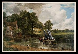 Haywain with Cruise Missiles 1980 by Peter Kennard born 1949